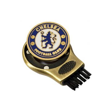 Chelsea FC Golf Club Gruve Brush & Marker